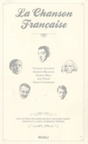 Christian Lamet et François Gorin - La chanson française - Charles Aznavour, Georges Brassens, Jacques Brel, Léo Ferré, Serge Gainsbourg.