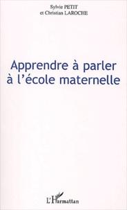 Christian Laroche et Sylvie Petit - .