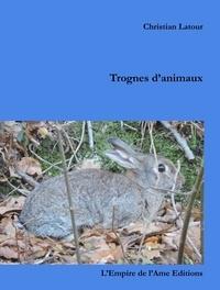 Christian Latour - Trognes d'animaux.