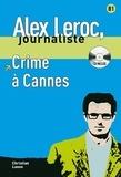 Christian Lause - Crimes à Cannes - B1. 1 CD audio
