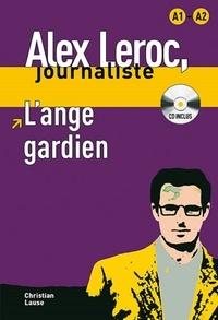 Christian Lause - L'ange gardien - B1. 1 CD audio