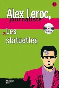 Christian Lause - Les statuettes - B1. 1 CD audio
