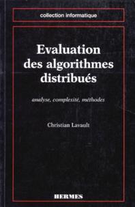 EVALUATION DES ALGORITHMES DISTRIBUES. Analyse, complexité, méthodes.pdf
