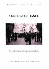 Christian Lazzeri - Conflit, confiance.