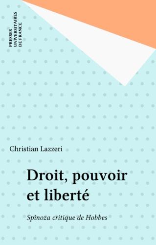DROIT, POUVOIR ET LIBERTE. - Format PDF - 9782130720607 - 11,99 €