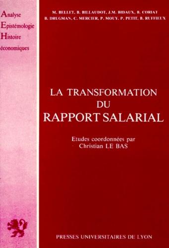Christian Le Bas et  Collectif - .