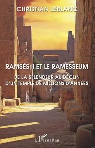 Histoiresdenlire.be Ramsès II et le Ramesseum - De la splendeur au déclin d'un temple de millions d'années Image