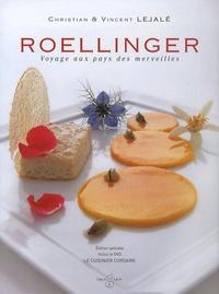 Christian Lejalé et Olivier Roellinger - Voyage aux pays des merveilles - Tome 1, Les parfums de l'enfance. 1 DVD
