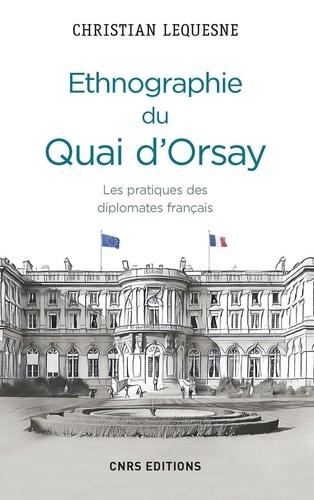 Ethnographie du Quai d'Orsay