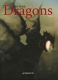 Christian Lesourd - Art Book Dragons - Volume 1.