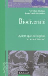 Christian Lévêque et Jean-Claude Mounolou - Biodiversité. - Dynamique biologique et conservation.