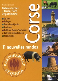 Christian Leyreloup - Balades faciles en Corse.