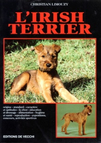 Christian Limouzy - L'irish terrier.