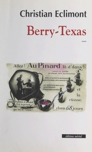 Christian-Louis Eclimont - Berry-Texas.