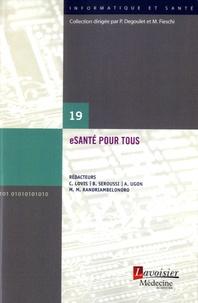 Christian Lovis et Brigitte Séroussi - eSanté pour tous.