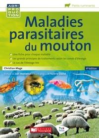 Christian Mage - Maladies parasitaires du mouton - Prévention, diagnostic et traitement.