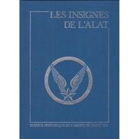 Christian Malcros - Les insignes de l'ALAT.