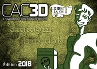 Christian Mallet - CAC3d 2018 - Hobbit & Cie.