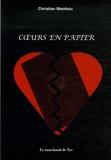 Christian Mambou - Coeurs en papier.