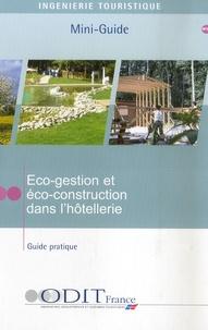Ucareoutplacement.be Eco-gestion et éco-construction dans l'hôtellerie - Guide pratique Image