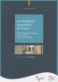 Christian Mantei - La résidence secondaire en France - Fonctionnement économique, mise en marché, services d'intendance.