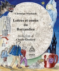 Christian Marbach - Lettres et contes du Barrandien.