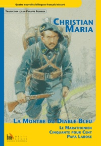 Christian Maria - La montre du diable bleu.