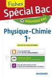 Christian Mariaud - Physique-Chimie 1re.