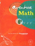 Christian Massot - Aventure Math 6e - Programme 2005.
