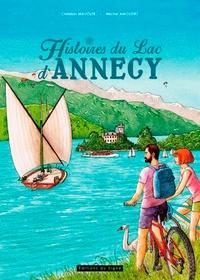 Christian Maucler et Michel Amoudry - Histoires du lac d'Annecy.