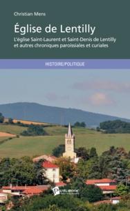 Christian Mens - Eglise de Lentilly.