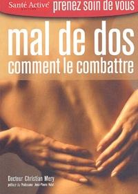 Christian Mery - Mal de dos - Comment le combattre.