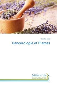 Christian Morel - Cancérologie et Plantes.