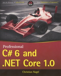 Christian Nagel - C# 6 and .NET Core 1.0.
