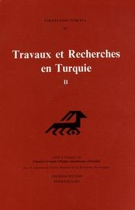 Christian Naour - Travaux et recherches en Turquie - Tome 2.