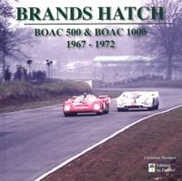 Christian Naviaux - Brands Hatch - BOAC 500 & BOAC 1000 (1967-1972).
