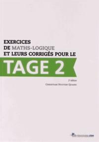 Exercices de maths-logique et leurs corrigés pour le Tage 2.pdf