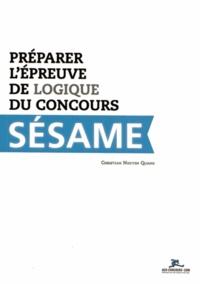 Histoiresdenlire.be Préparer l'épreuve de logique du concours SESAME Image