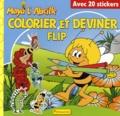 Christian Ortega - Colorier et deviner Flip.