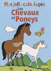 Christian Ortega - Les Chevaux et Poneys.