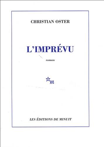 Christian Oster - L'imprévu.
