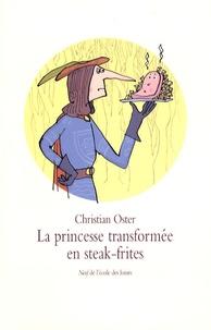 Deedr.fr La princesse transformée en steak-frites - Et autres histoires Image