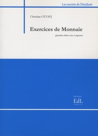 Exercices de monnaie - Christian Ottavj pdf epub