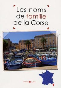 Christian Paoli - Les noms de famille de la Corse.