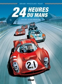 Christian Papazoglakis et Robert Paquet - 24 heures du Mans - 1964-1967.
