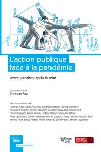 Christian Paul - L'action publique face à la pandémie.