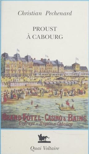 Proust à Cabourg