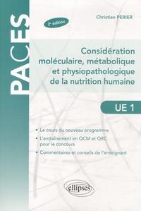 Considération moléculaire, métabolique et physiopathologique de la nutrition humaine - UE 1.pdf