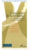 Christian Poncelet et Claude Fohlen - L'invention de la tolérance - Averroès, Maïmonide, Las Casas, Lincoln, Voltaire.