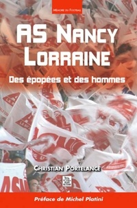 Histoiresdenlire.be AS Nancy Lorraine - Des épopées et des hommes Image